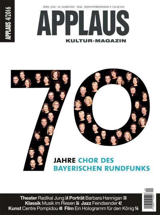Applaus Kulturmagazin